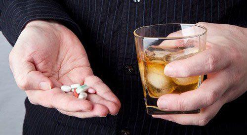 ацикловир таблетки и алкоголь
