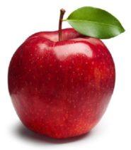 яблоко от бородавок