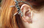 украшения на уши